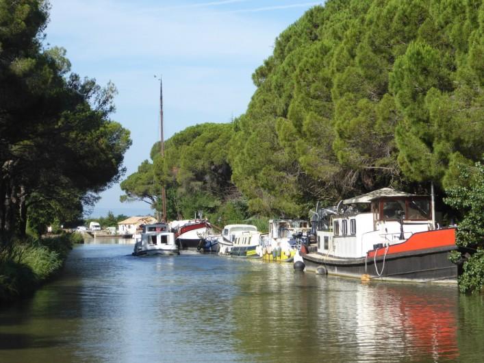 Location de vacances - Gîte à Mirepeisset - Le Canal Du Midi