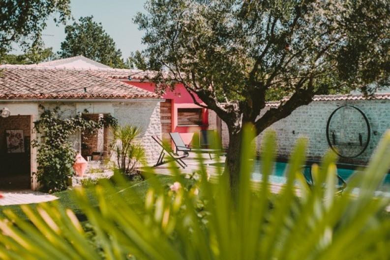 Location de vacances - Chambre d'hôtes à Marsilly - petit clin d'oeil