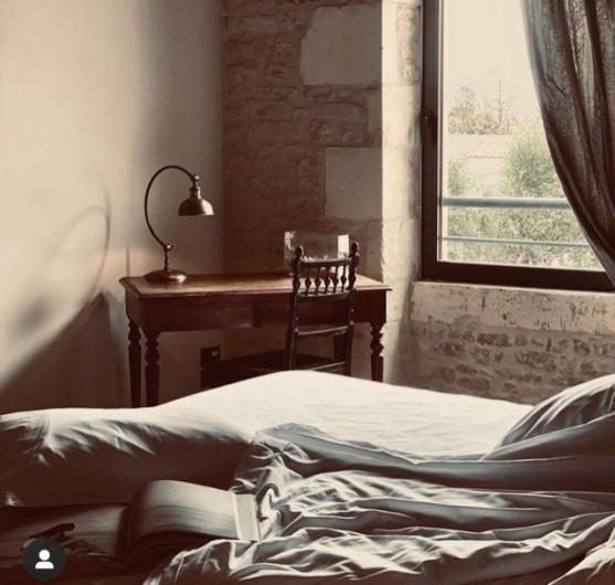 Location de vacances - Chambre d'hôtes à Marsilly - cocoon, fin de journée , moment de détente