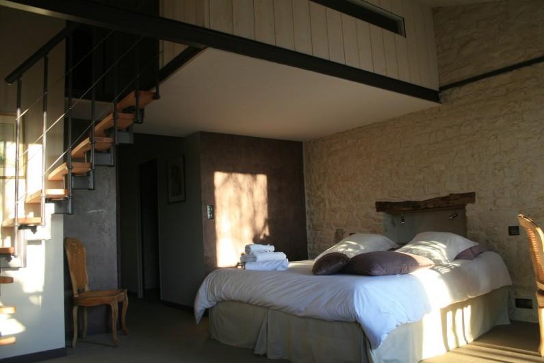 Location de vacances - Chambre d'hôtes à Marsilly - et hop les enfants dans la mezzanine