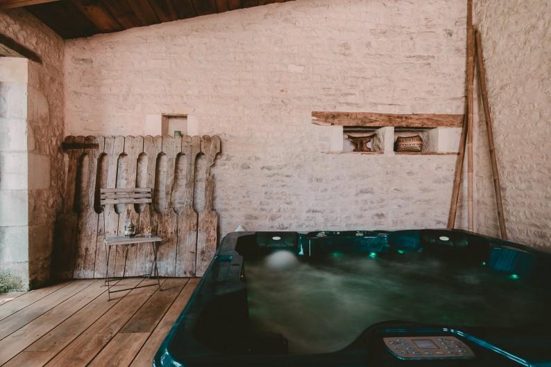 Location de vacances - Chambre d'hôtes à Marsilly - bulles de chaleur