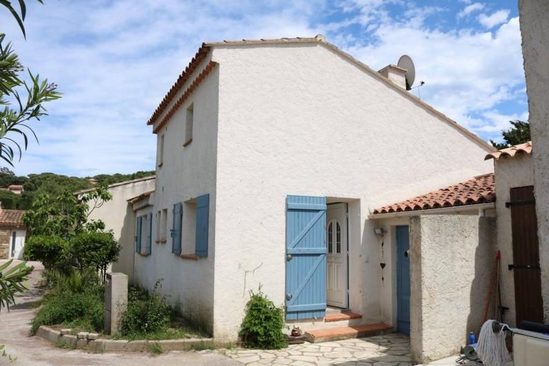 Location de vacances - Villa à Sainte-Maxime - la maison La Garonnette 2