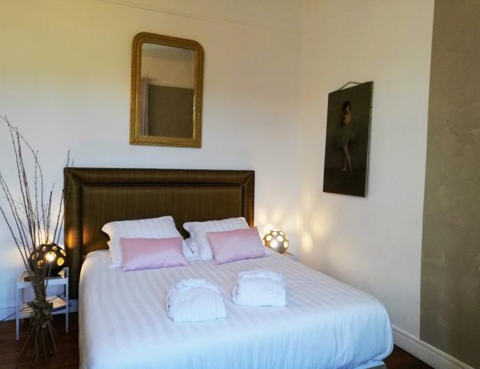 Location de vacances - Chambre d'hôtes à Salies-de-Béarn - Chambre La Beltza