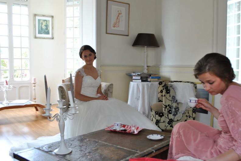 Location de vacances - Chambre d'hôtes à Salies-de-Béarn - un mariage en vue...