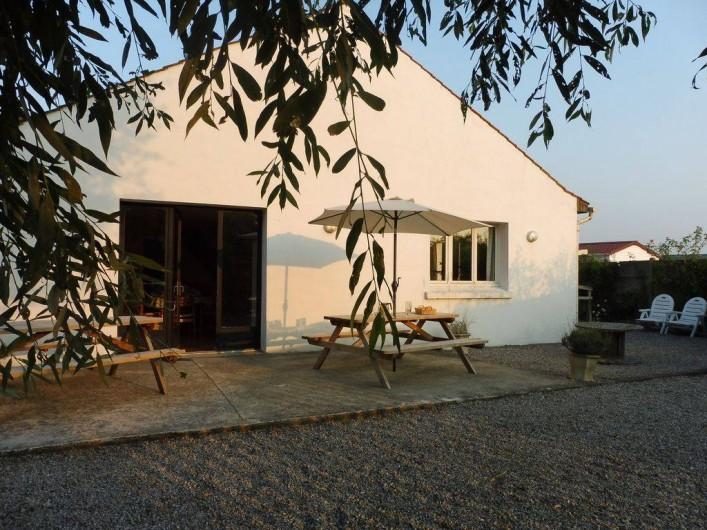 Location de vacances - Gîte à Verlincthun