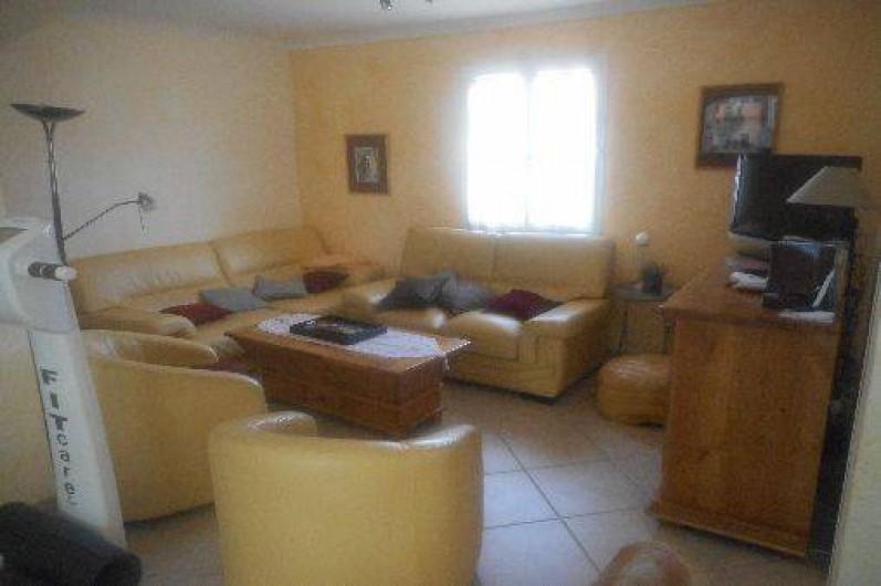 Location de vacances - Villa à Alès - Coin salon