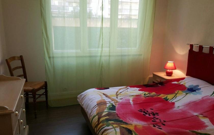 Location de vacances - Appartement à Nice - La chambre