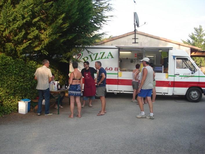 Location de vacances - Camping à Villemoustaussou - Les pizzas du Sud