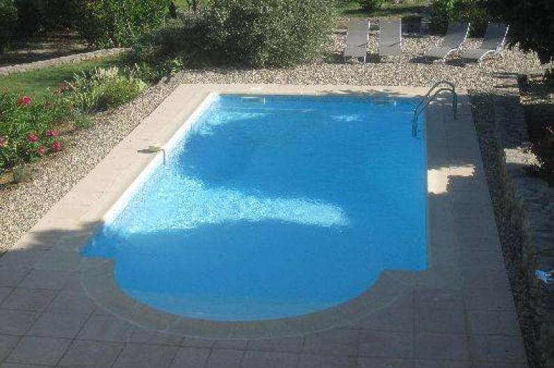 gites les vans avec piscine