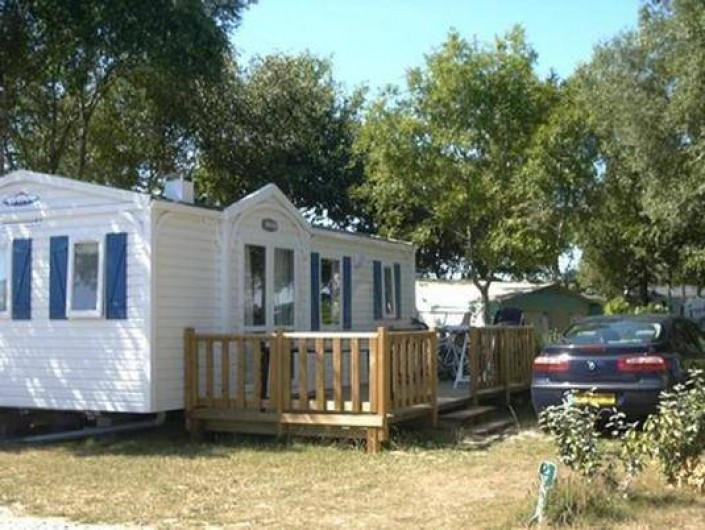Location de vacances - Bungalow - Mobilhome à Guidel