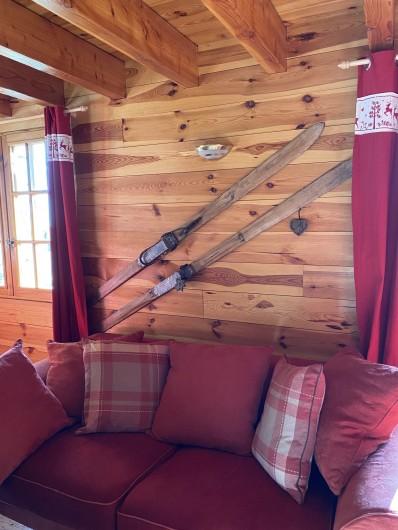 Location de vacances - Chalet à Villard-Reculas - Dortoir - 3 lits superposés