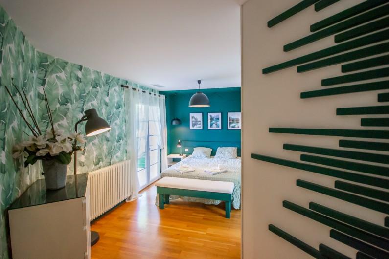 Location de vacances - Villa à Pépieux - COIN  SOLARIUM