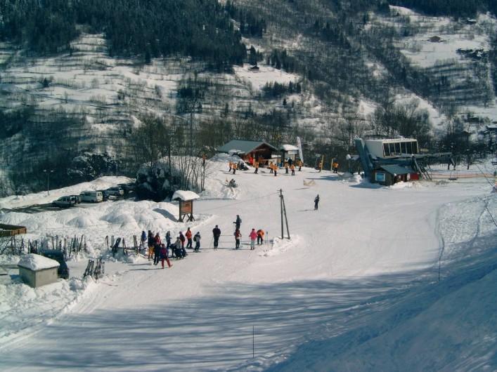 Location de vacances - Appartement à Villaroger - Front de neige village