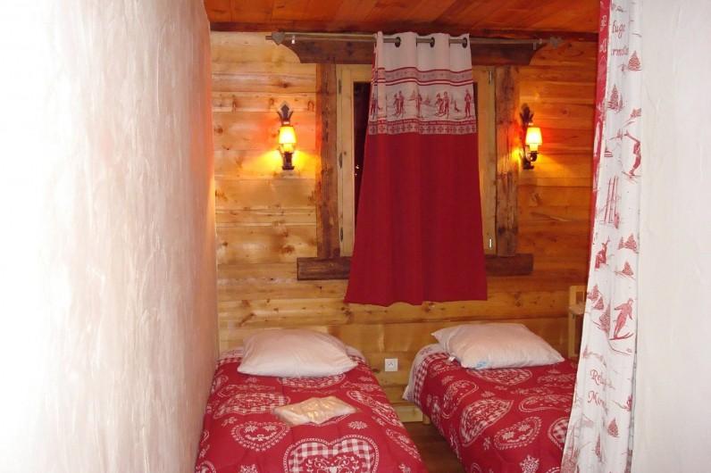 Location de vacances - Appartement à Villaroger - Chambre 3