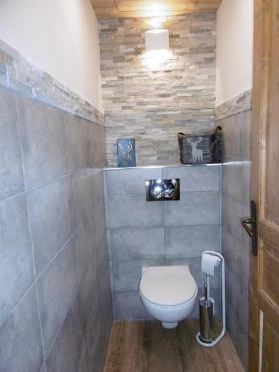 Location de vacances - Appartement à Villaroger - Toilette