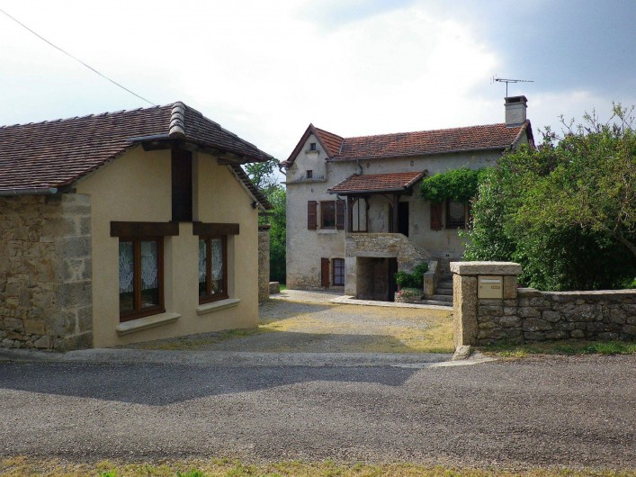 Location de vacances - Gîte à Sainte-Croix - Le gîte