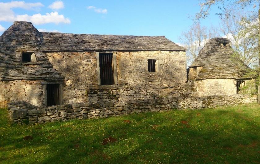 Location de vacances - Gîte à Sainte-Croix - Merveilles du Causse, et non loin le  Moulin à vent de Promilhanes