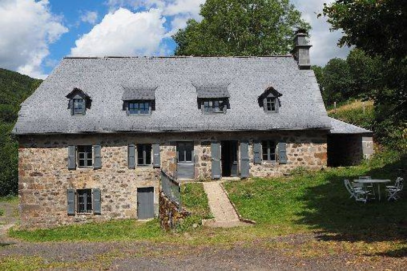 Location de vacances - Maison - Villa à Pailherols