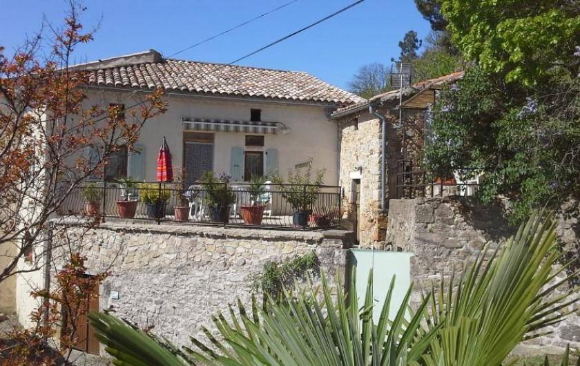 Superbe Maison De Caractère En Ardèche Méridionale (Plein Sud) Avec