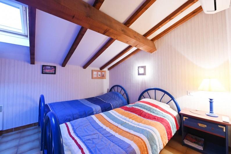 Location de vacances - Appartement à Port-Vendres - chambre 2