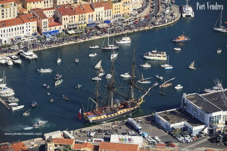 Location de vacances - Appartement à Port-Vendres - terrasse 2