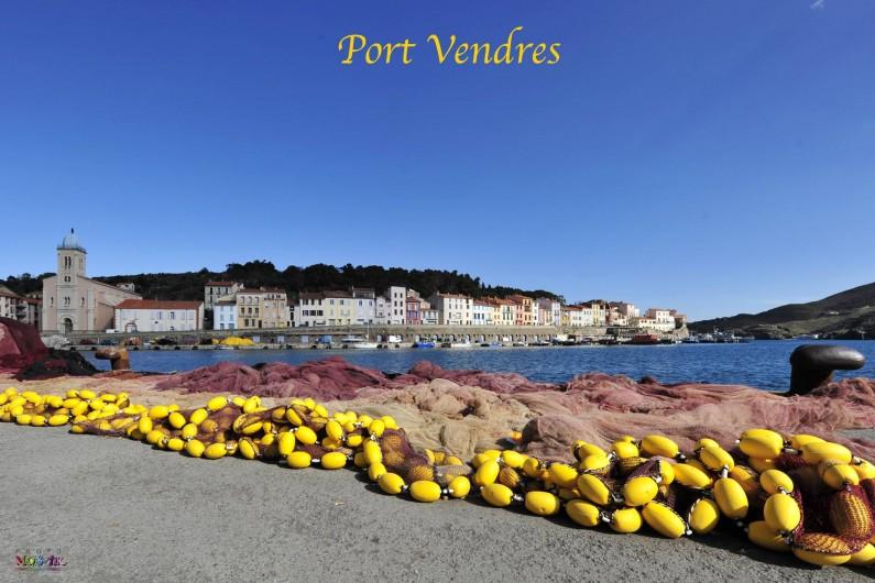 Location de vacances - Appartement à Port-Vendres - Résidence EL FANAL