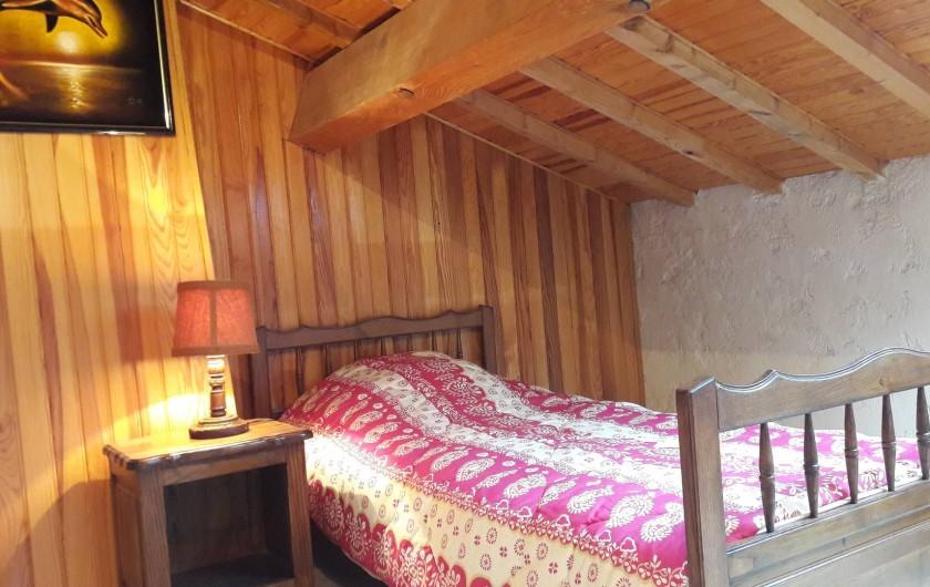 Location de vacances - Appartement à Port-Vendres - chambre 3