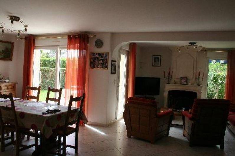 Location de vacances - Villa à Courseulles-sur-Mer