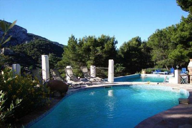 Location de vacances - Gîte à Fontaine-de-Vaucluse