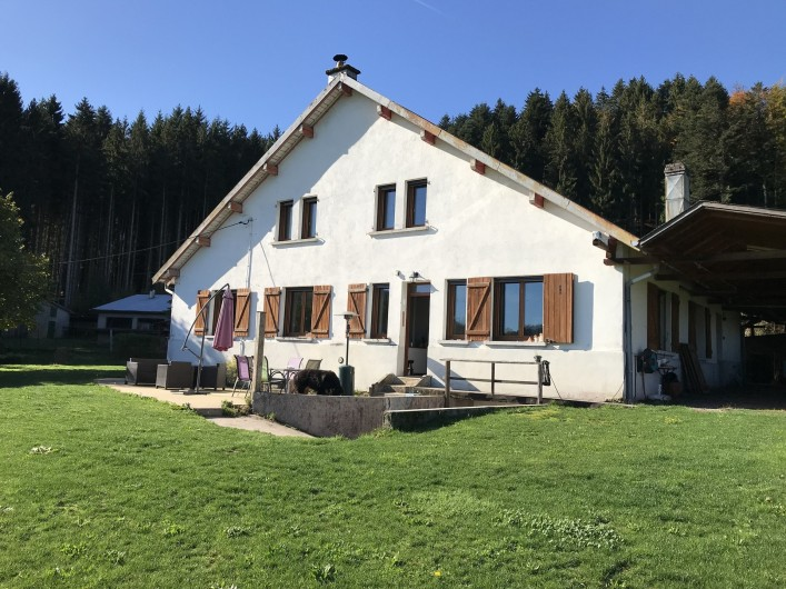 Location de vacances - Chalet à Anould - FERME