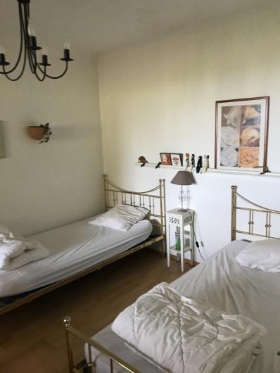 Location de vacances - Chalet à Anould - CHAMBRE ENFANTS GITE CHAT