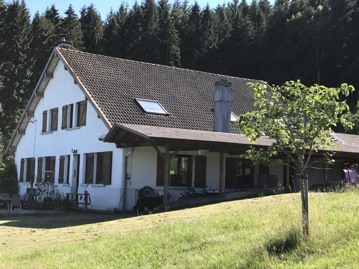 Location de vacances - Chalet à Anould - GITE CHAT