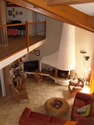 Location de vacances - Villa à Aubais - Salon sejour