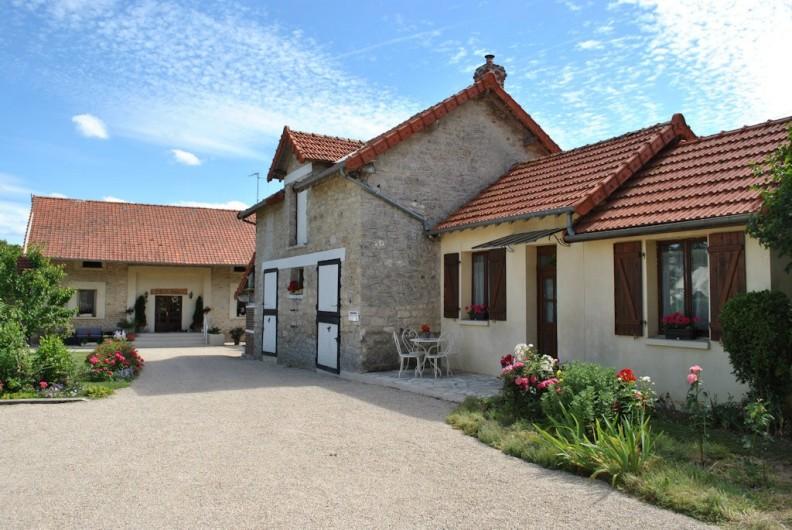 Location de vacances - Chambre d'hôtes à Sainte-Croix