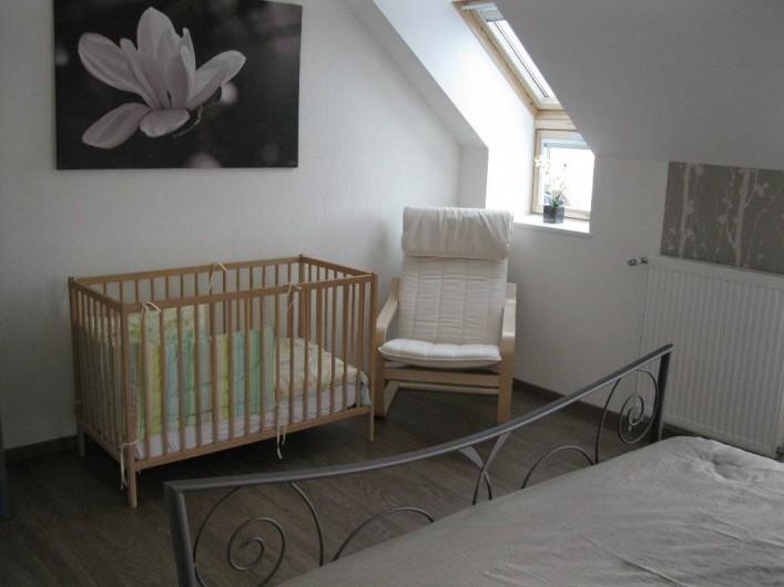 Location de vacances - Chambre d'hôtes à Vauxaillon