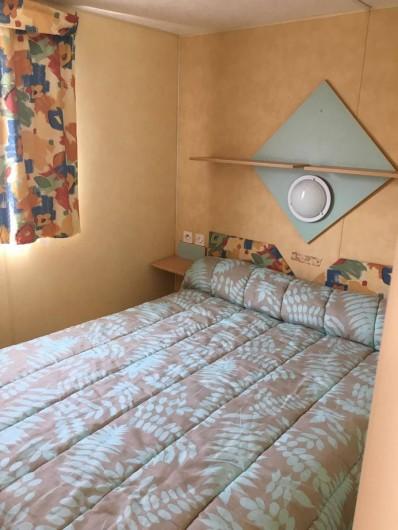 Location de vacances - Camping à Saint-Georges-de-Didonne - Mobil home Standard 27m²