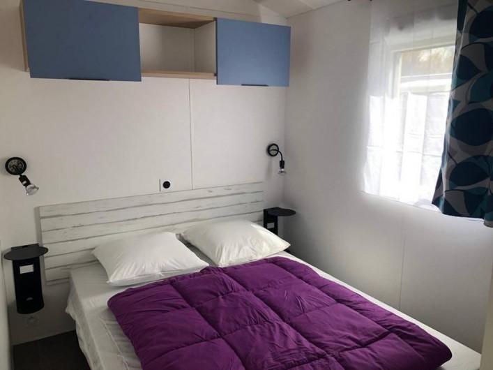 Location de vacances - Camping à Saint-Georges-de-Didonne - Mobil home Bahia Duo 34m² Grand Confort