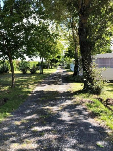 Location de vacances - Camping à Saint-Georges-de-Didonne