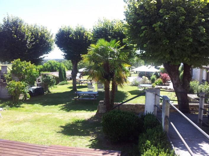 Location de vacances - Chambre d'hôtes à Soubran - Domaine la Fontaine jarding