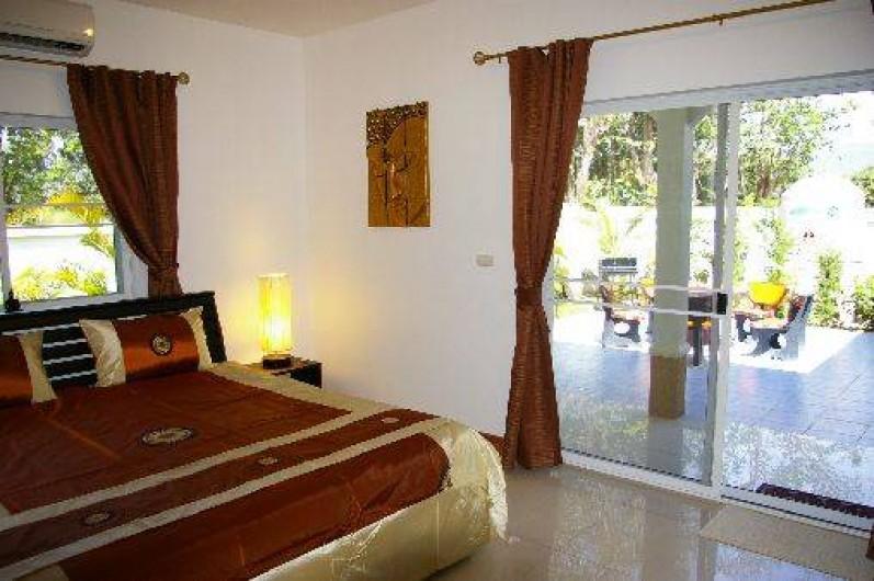 Location de vacances - Maison - Villa à Phe - 1 Bedroom big bed 180X200