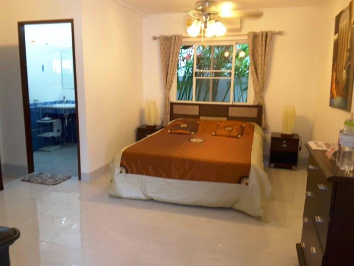 Location de vacances - Maison - Villa à Phe - 3 bedroom Big Bed 150X200