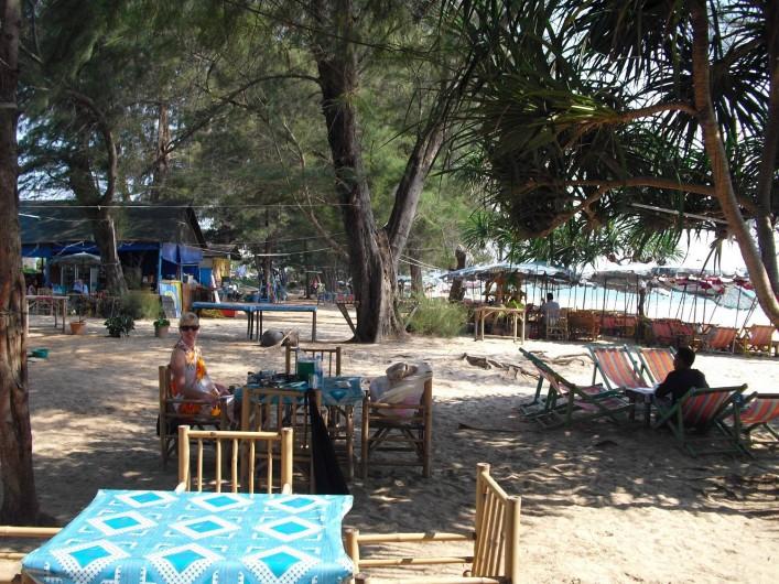 Location de vacances - Maison - Villa à Phe - Restaurant on the beach