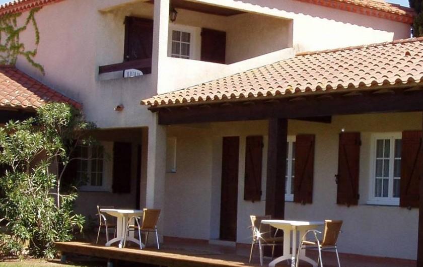 Location de vacances - Hôtel - Auberge à Ornaisons