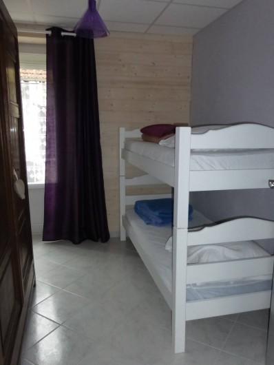 Location de vacances - Appartement à Marigny - Coin montagne