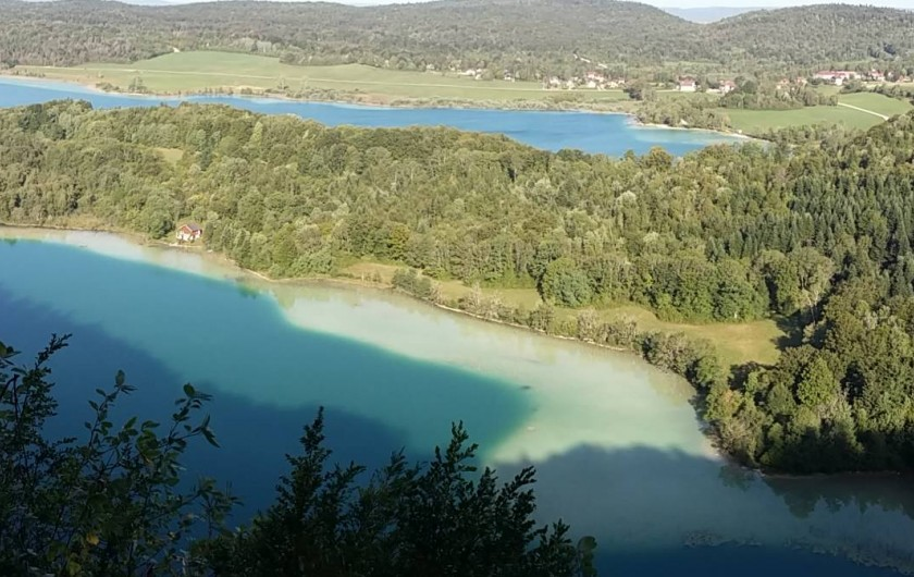 Location de vacances - Appartement à Marigny - Les 4 Lacs