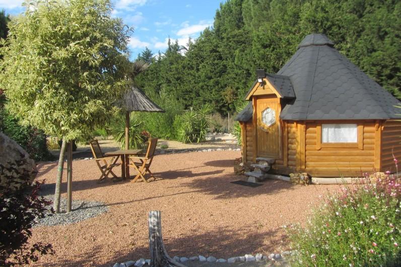 Location de vacances - Villa à Saint-Pierre la Mer - L'Aloès