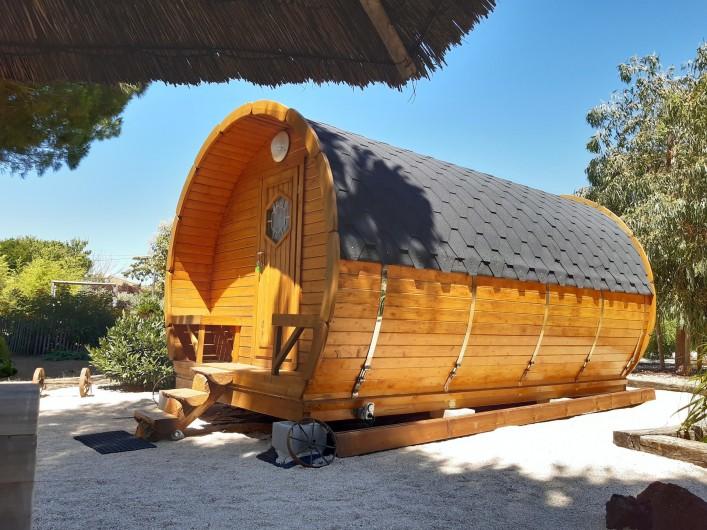 Location de vacances - Villa à Saint-Pierre la Mer - L'Erable