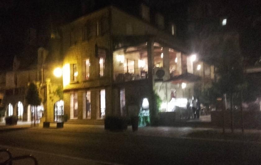 Location de vacances - Bungalow - Mobilhome à Saint-Cybranet - LA ROQUE GAGEAC DE NUIT
