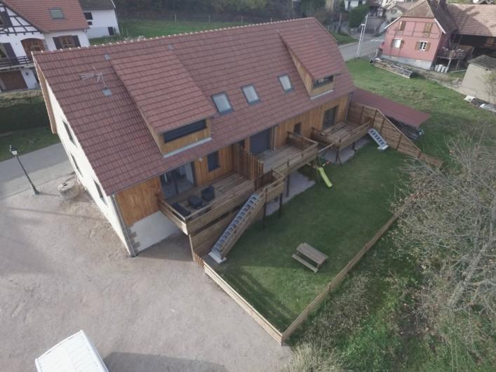 Location de vacances - Maison - Villa à Breitenbach - jardin