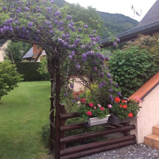 Location de vacances - Gîte à Cier-de-Luchon - été